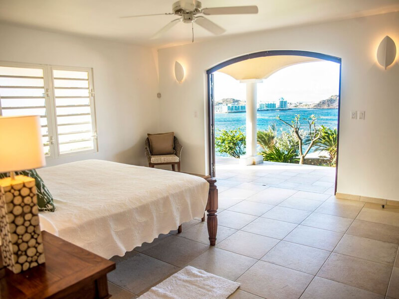 Dutch St Maarten Dawn Beach Estates Ocean Views Suzanne