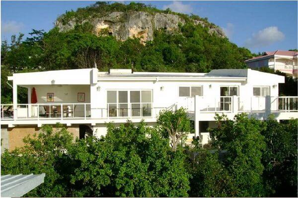 Contemporary Villa La Di Da - St Maarten