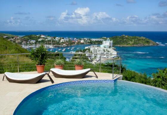 Villa Summerwinds, Oyster Pond, St Maarten