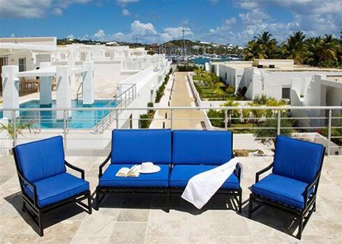 Villa Triton at Coral Beach Club, St Maarten