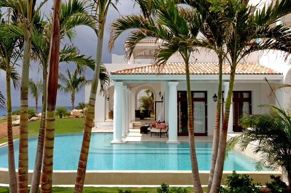 Residential in feel, but private and exclusive in nature, the La Samanna Villas in St. Martin offer a simple elegance, exquisitely designed for the discerning Caribbean luxury traveler.