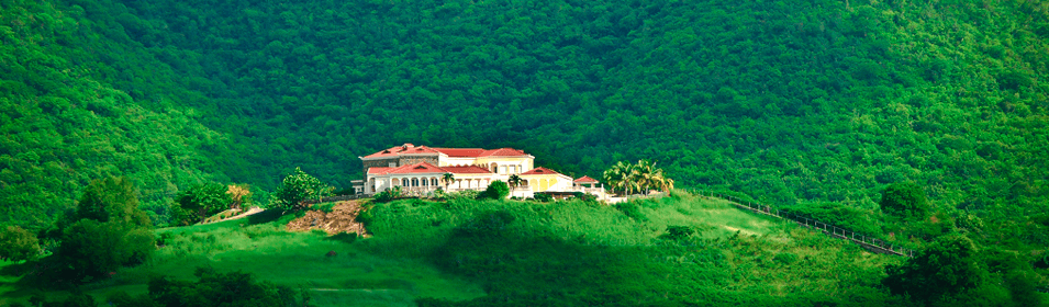 Villa Les Jardin de Bellevue in St Martin