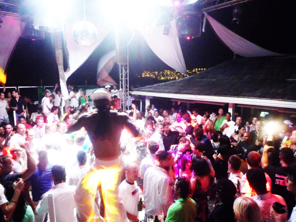 St Maarten tiene la mejor vida de noche en el mundo