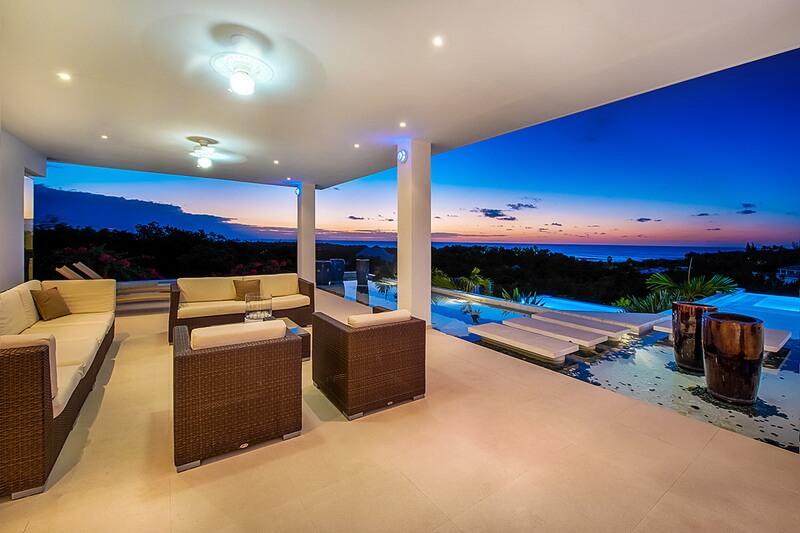 Oceanview Villa Grand Bleu, Terres Basses, St Martin