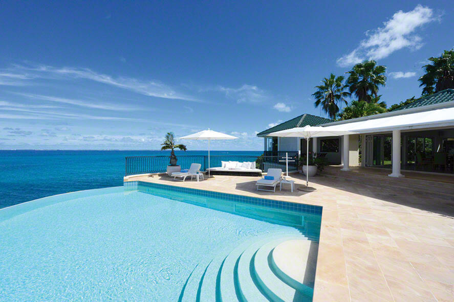 Your private Caribbean vacation villa
