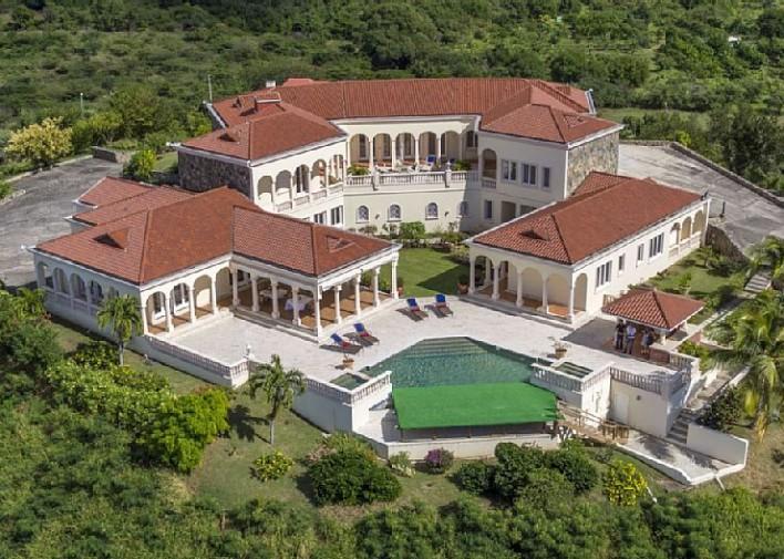 Les jardin de bellevue st maarten villas for Beaumont le hareng jardin de bellevue