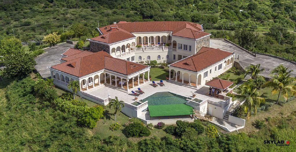Les jardin de bellevue st maarten villas for Les jardins de villa paris