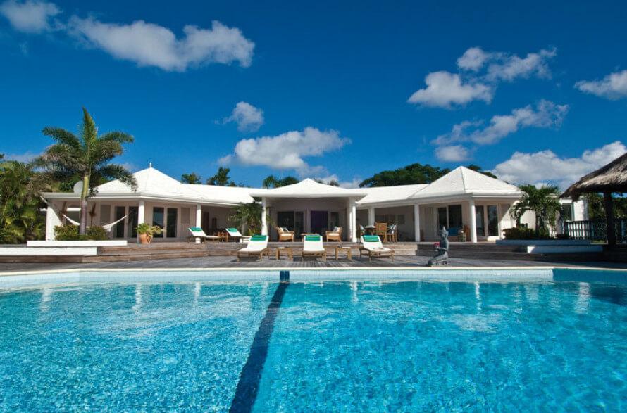 Blue Ocean Villas St Maarten