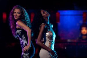 sint maarten night club beautiful dancers