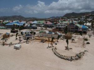 Orient beach St Martin June 2018
