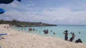 Mulet Bay beach St Maarten