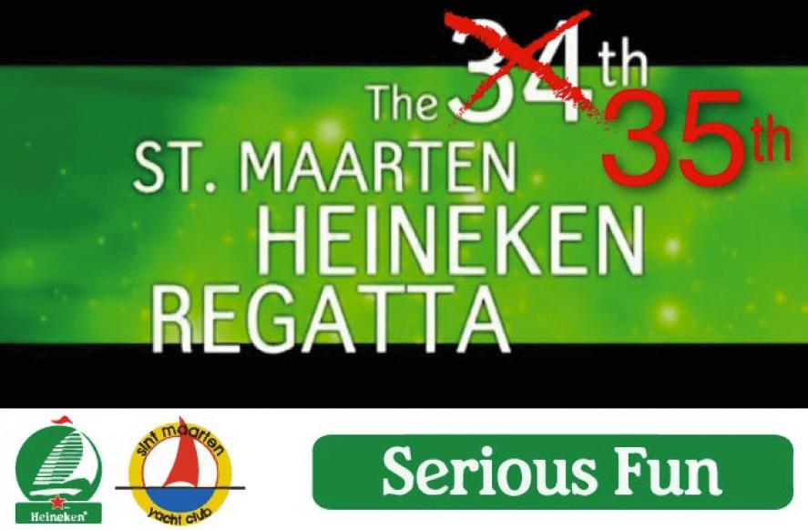 the St Maarten Heineken Regatta 2015