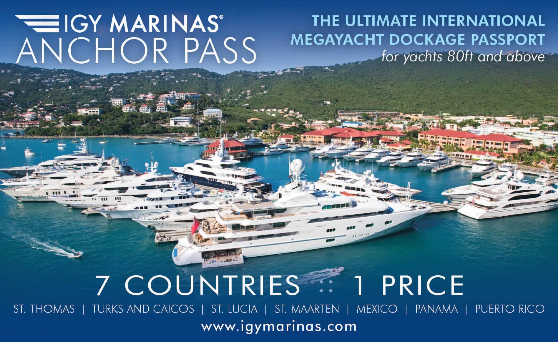 IGY Marina's Yacht Club at Isle de Sol, St Maarten