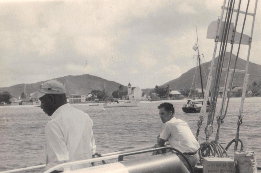 Great Bay St Maarten 1950