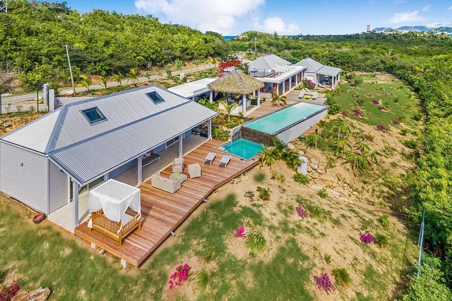 Bahia Blue St Maarten Villas