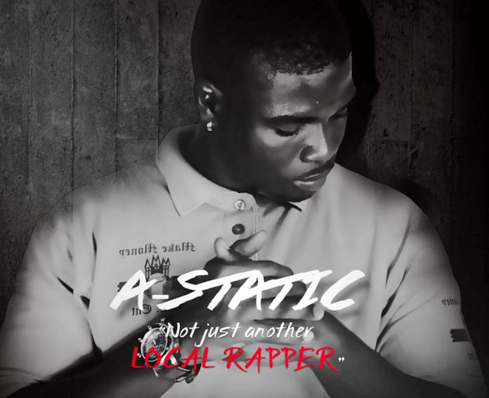 A-Static, St Maarten Hip Hop Artist