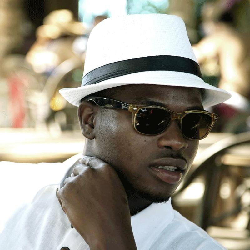 a-static, local st Maarten rap artist