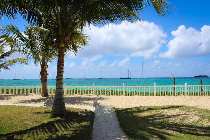 Beachside Dutch St Maarten Simpson Bay Beach Condo