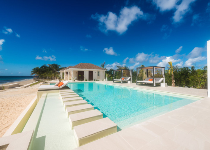 Turtle Beach St Kitts Villa Rental