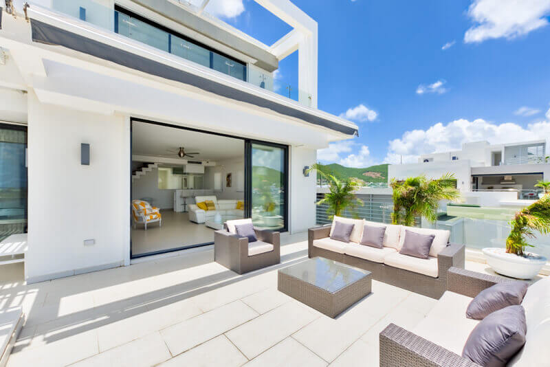 Just Blue St Maarten Villas