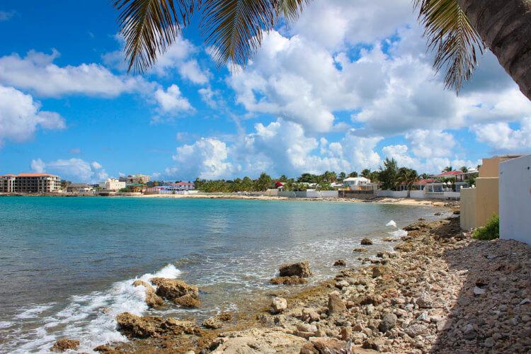 La Casita Ocean Front Villa Beacon Hill Dutch St Maarten