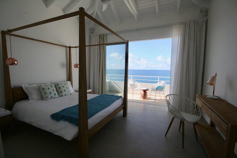 Aqua Modern 4 Bedroom Ocean Front Villa Indigo Bay St Maarten